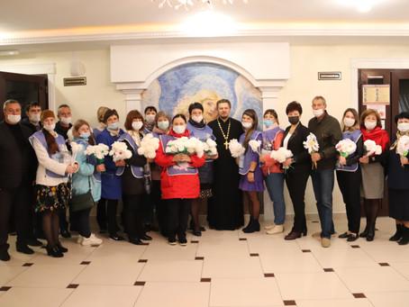 В Подгоренском районе прошла акция «Белый цветок»