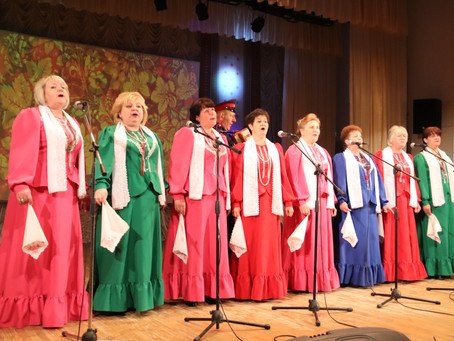 В Подгоренском районе прошел гала-концерт фестиваля «Поет село родное»