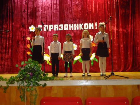 В Скорорыбском СДК дети подарили мамам праздник