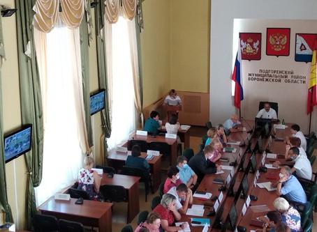 Руководитель отдела культуры Подгоренского района рассказала о реализации нацпроекта «Культура»
