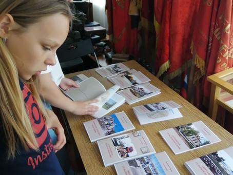 В преддверии Дня России в музее прошла экскурсия