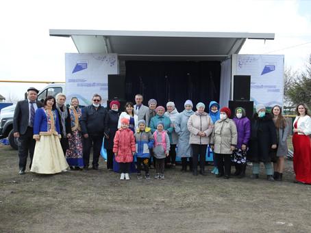 Автоклуб продолжает радовать жителей Подгоренского района