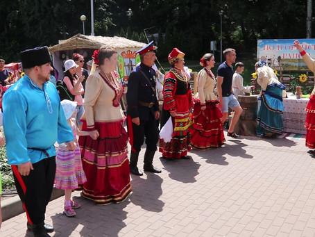 Подгоренцы приняли участие в IV Губернском фестивале «Фольклорная весна»