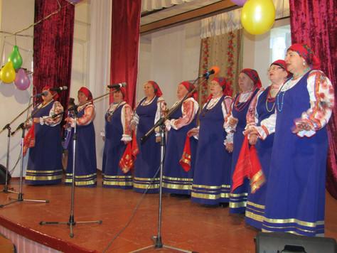 В Белогорьевском СДК прошел праздничный концерт, посвященный Дню матери