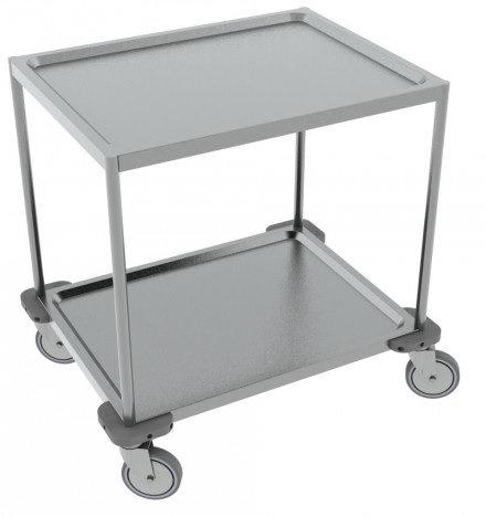 Trillebord rustfritt stål
