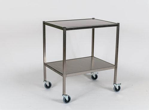Instrumentbord i rustfritt stål