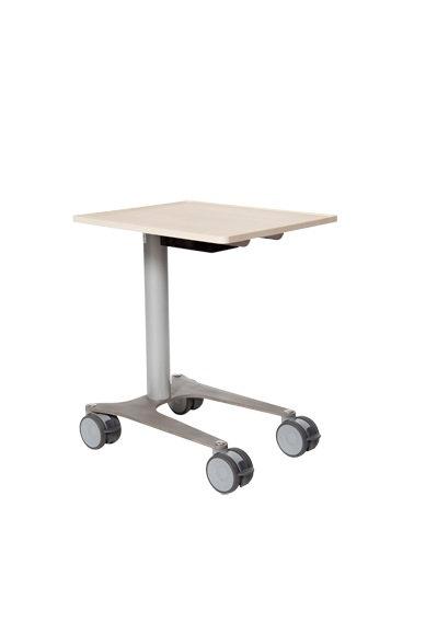 Pasientbord, elektrisk regulerbart