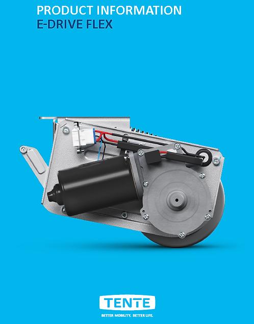 Elektrisk drivhjul, E-drive Flex