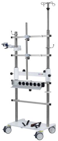 Utstyrstralle Provi-Dock