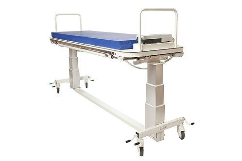 Røntgenbenk m/motorstyrt liggeflate