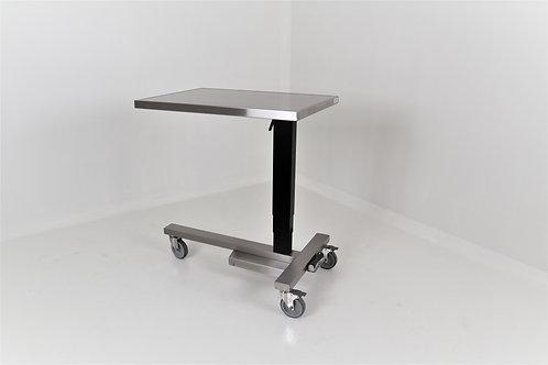 Assistansebord, elektrisk via fotpedal