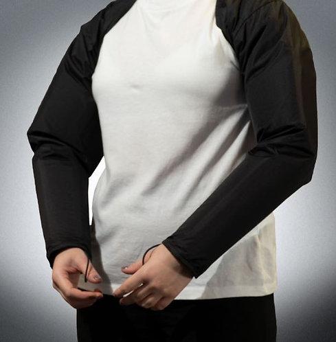Full armbeskyttelse mot bitt + ekstra beskyttelse