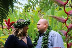 Haku Maui Foliage Haku Lei
