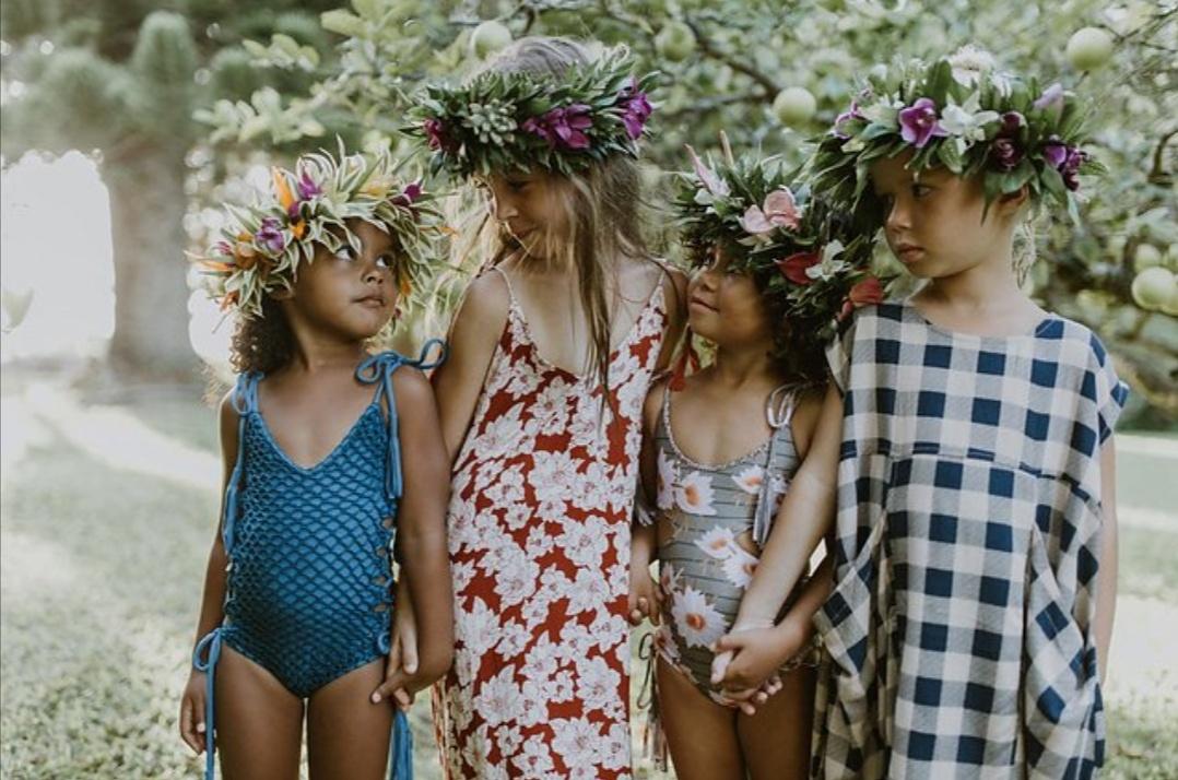 Floral Haku Leis