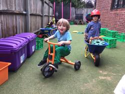 Casa Montessori Playground