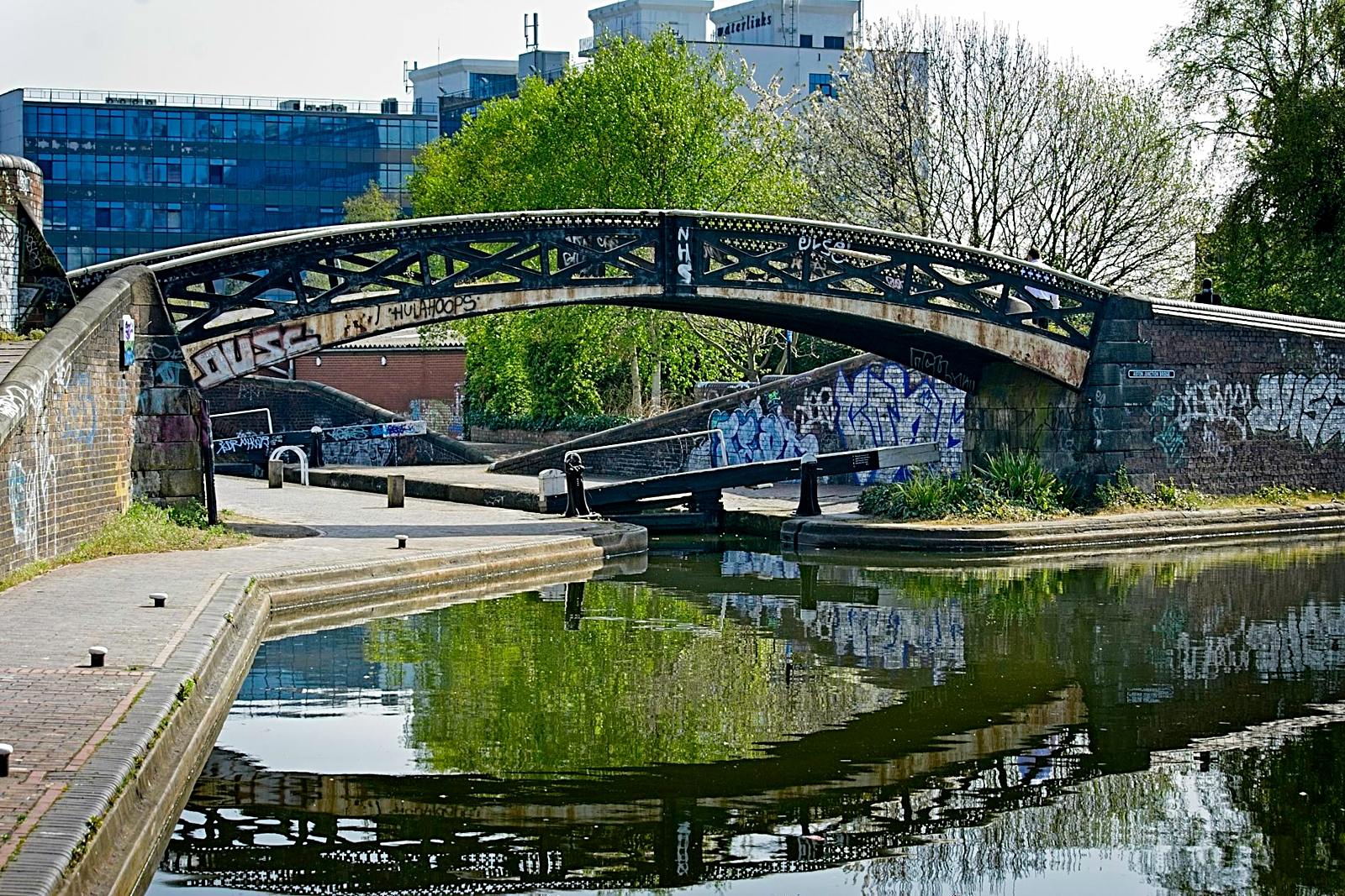 Aston Junction Bridge Birmingham MRS_2905