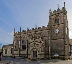 Guild Chapel Stratford-upon-Avon MRS03846