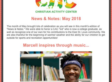 May News & Notes