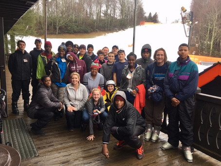 Fun & Fellowship: NC Ski Trip Update