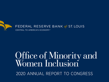 CAC Featured by Federal Reserve of St. Louis for Second Year