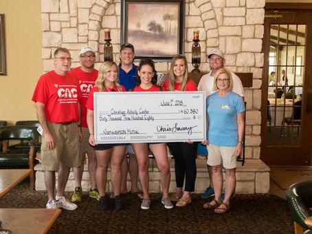 12th Annual Golf Tournament a Huge Success