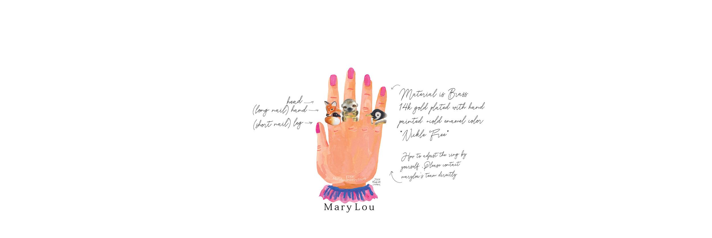 Unique Animal Jewel   Mary Lou   loumarylou com   Thailand