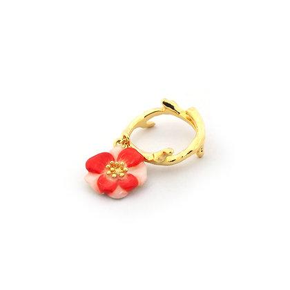 Cistus Ring_Drop,RED
