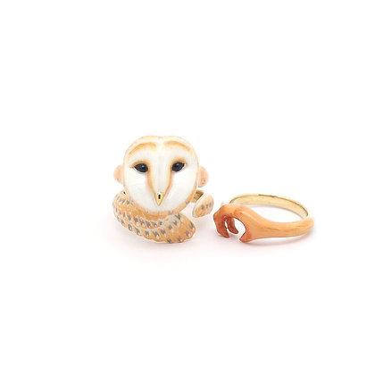 3-Piece Owl Rings