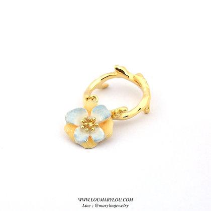 Cistus Ring_Drop,BLUE