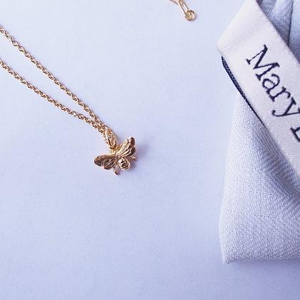Golden Bee Necklace
