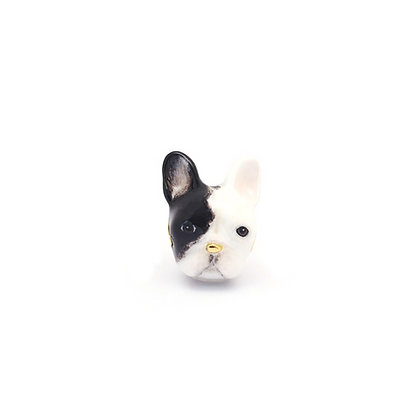 French Bull Dog CHARM(1Black Dot)