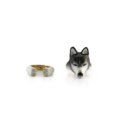 2-Piece Husky Rings