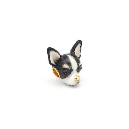 Chihuahua CHARM, Black/White