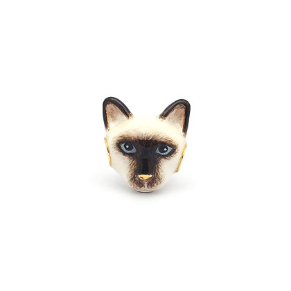 Siamese cat CHARM, Seal point