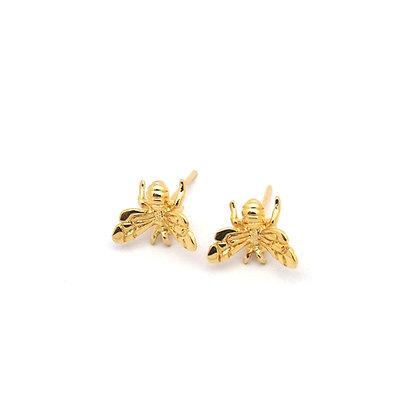Golden Bee Earring