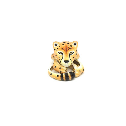 3-Piece Cheetah Rings