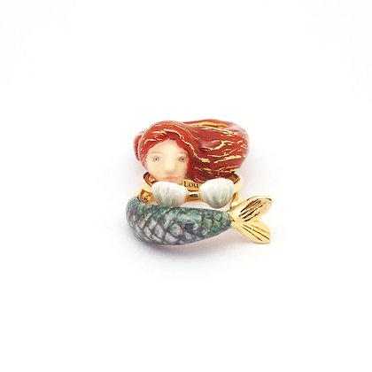 3-Piece Mermaid Rings