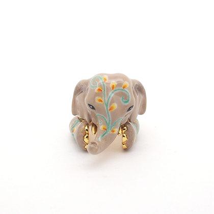 3-Piece Elephant Rings