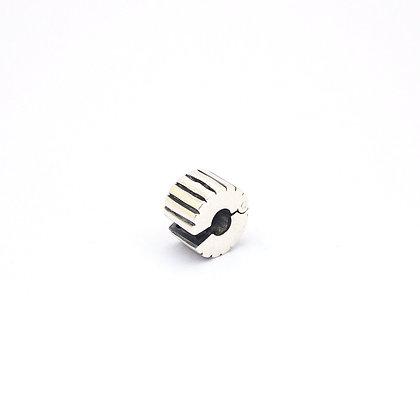 Clip Charm, Silver