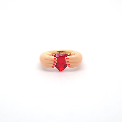 Hand&Heart Ring, Shade#1