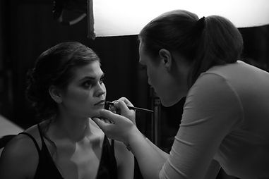 kirsten fredrickson, makeup artist