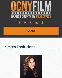 Orange County Film Commission Talent