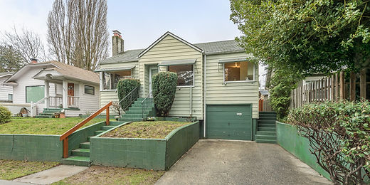 North Tacoma home sold by SASH Realty