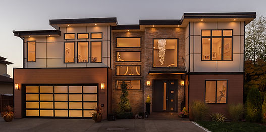 Modern home near waterfront Titlow Park, WA sold by SASH Realty