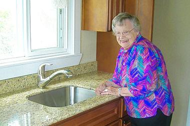 SASH Senior Client selling her home
