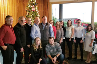 2018 ~ SASH Holiday Party to Celebrate the Year