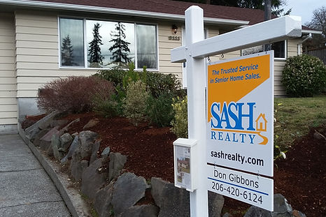 SASH Realty home sales in the greater Seattle Area