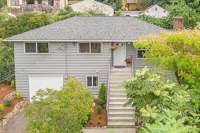 Home near Westwood village in Seattle, WA sold by SASH