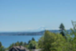 Home with views of Mt. Rainer sold by SASH Realty