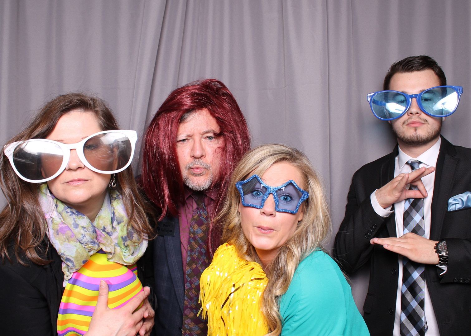 SASH Services Team Photo Booth
